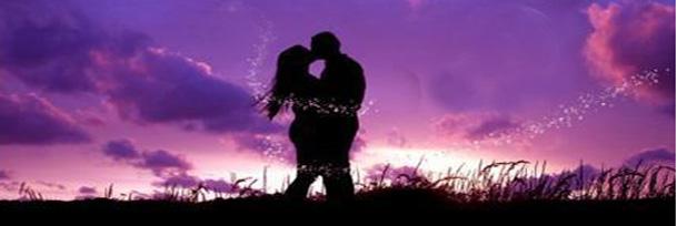 Bacio di coppia